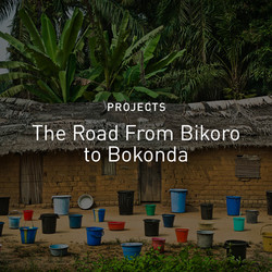 new_c_The Road From Bikoro to Bokonda - Projects