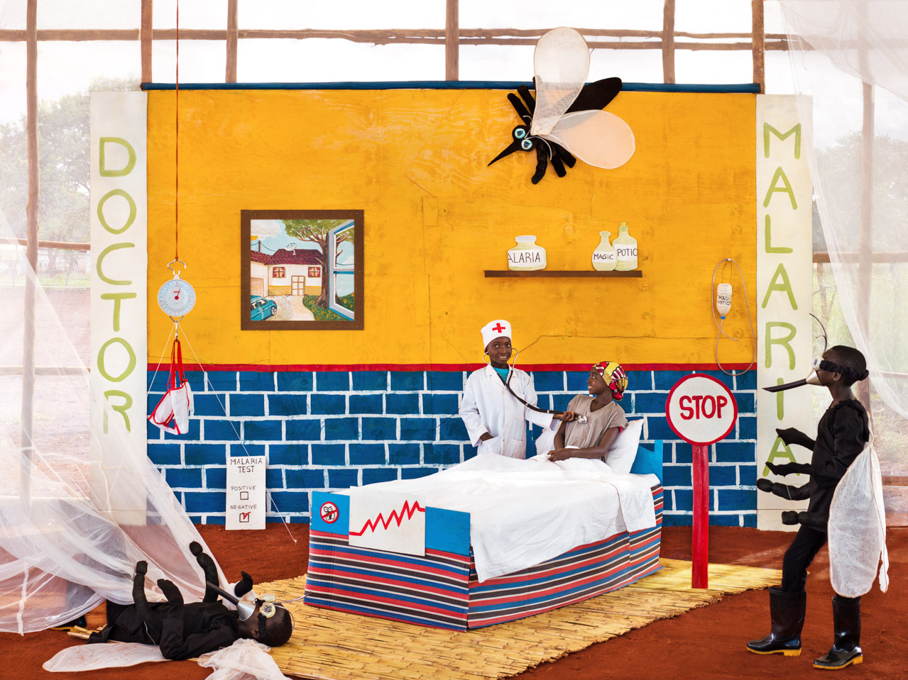 'Doctor Malaria' – Tanzania.