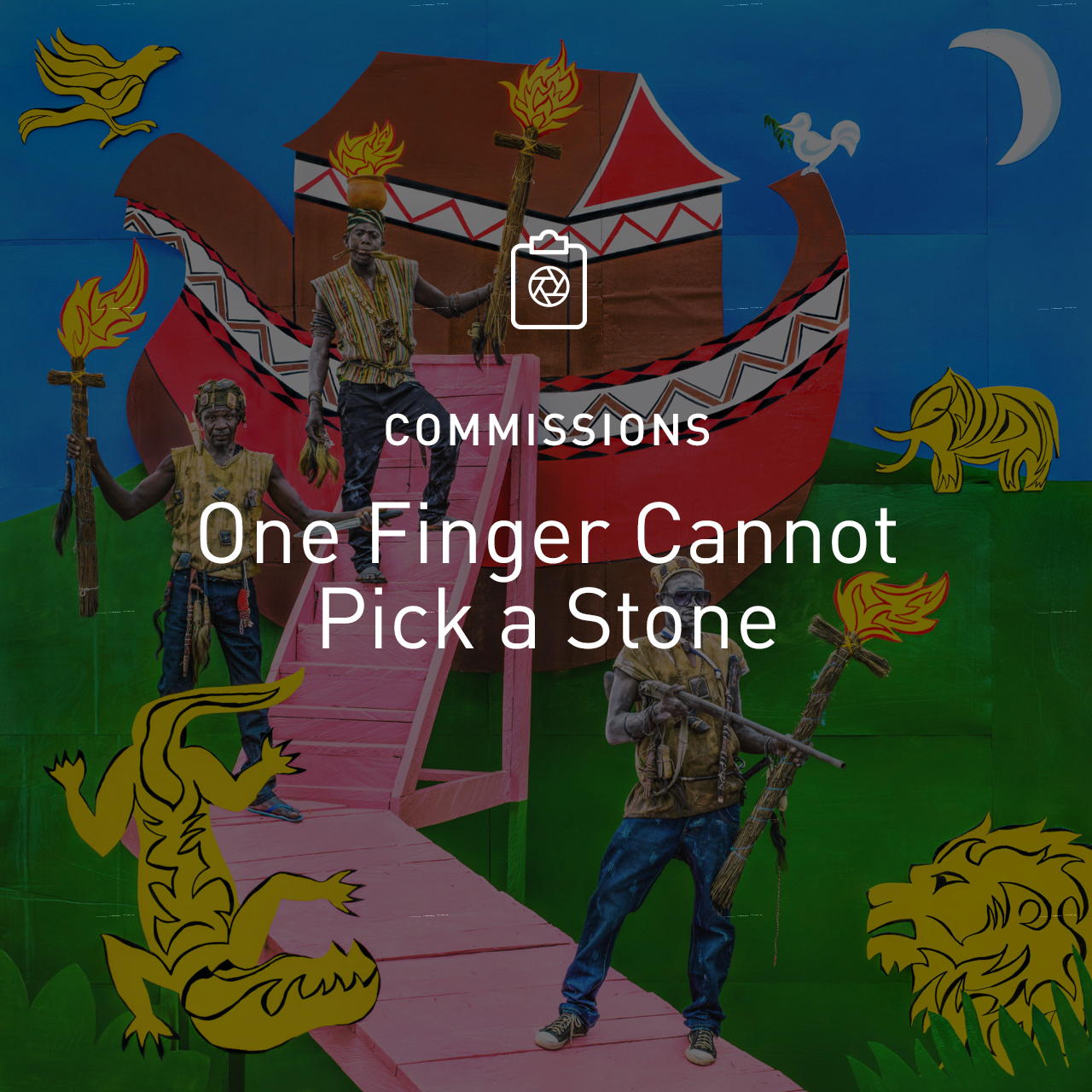 new_c_One finger cannot pick a stone - Commissions