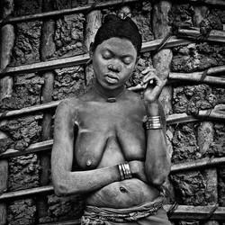 "Walé Oyombé, ""The Singer"""