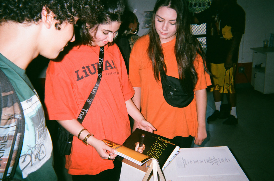 ISSUE 03 LAUNCH