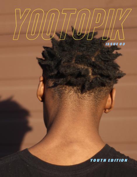 ISSUE 03 NEW VISIONARYZ