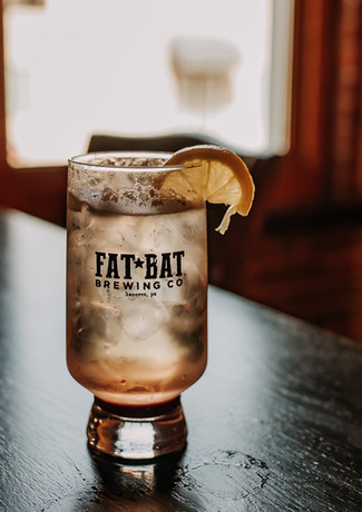 Fat Bat Brewing Hand Crafted Drinks