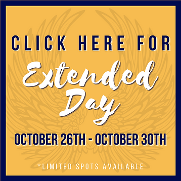 Extended day for september 8-11 is now o