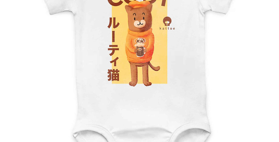 Rooty the Cat by babykattoe