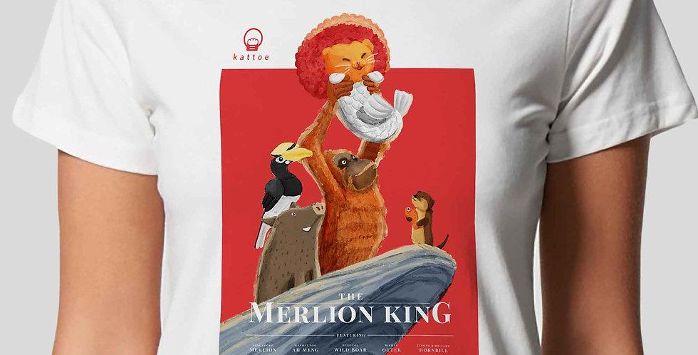 Merlion King by kattoe (women)