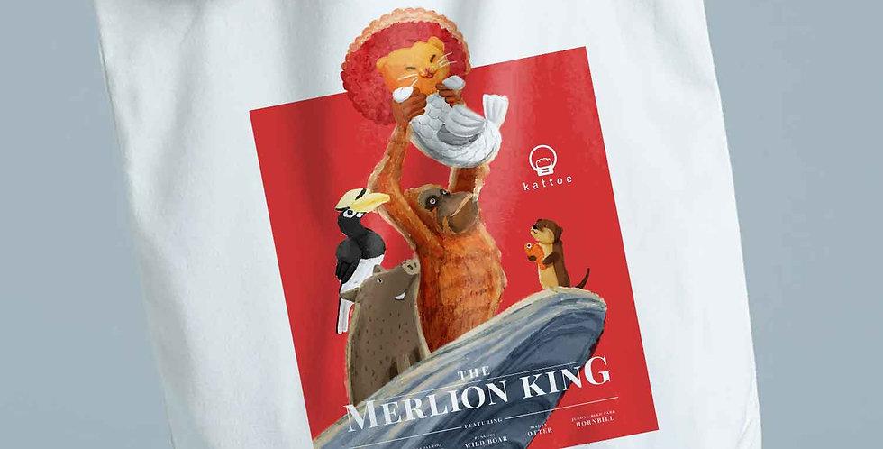 Merlion King by kattoetote