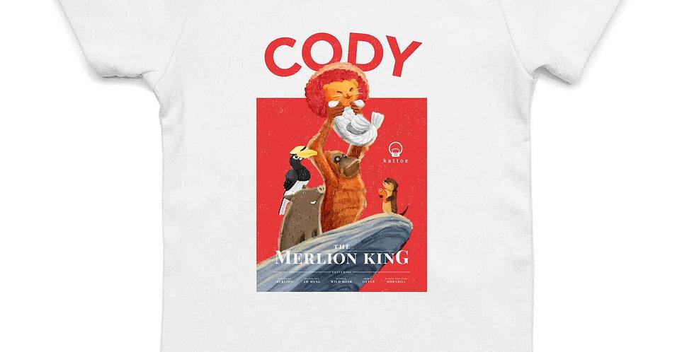 Merlion King by kattoetots