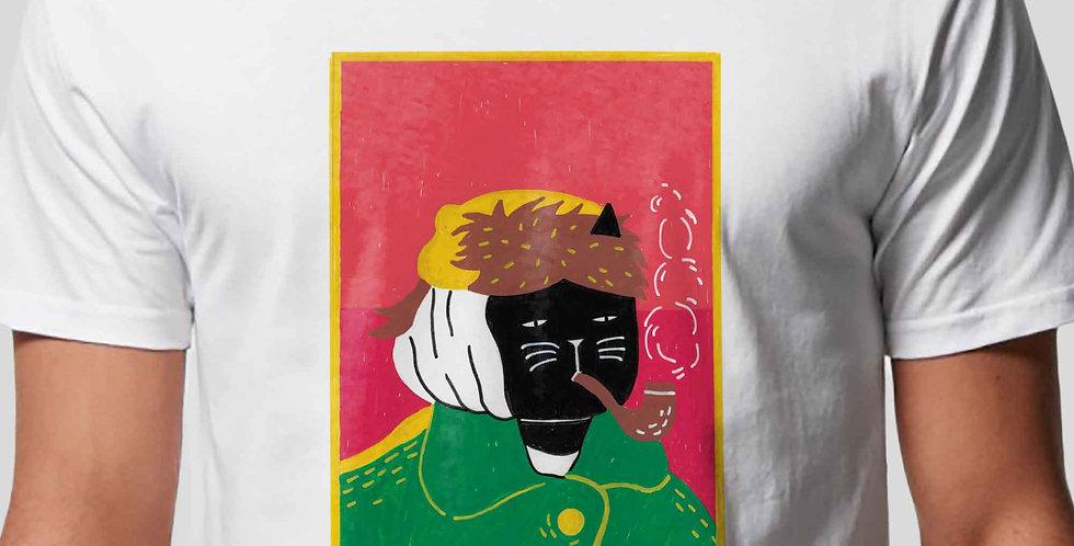 Self Portrait by kattoelabs (men)