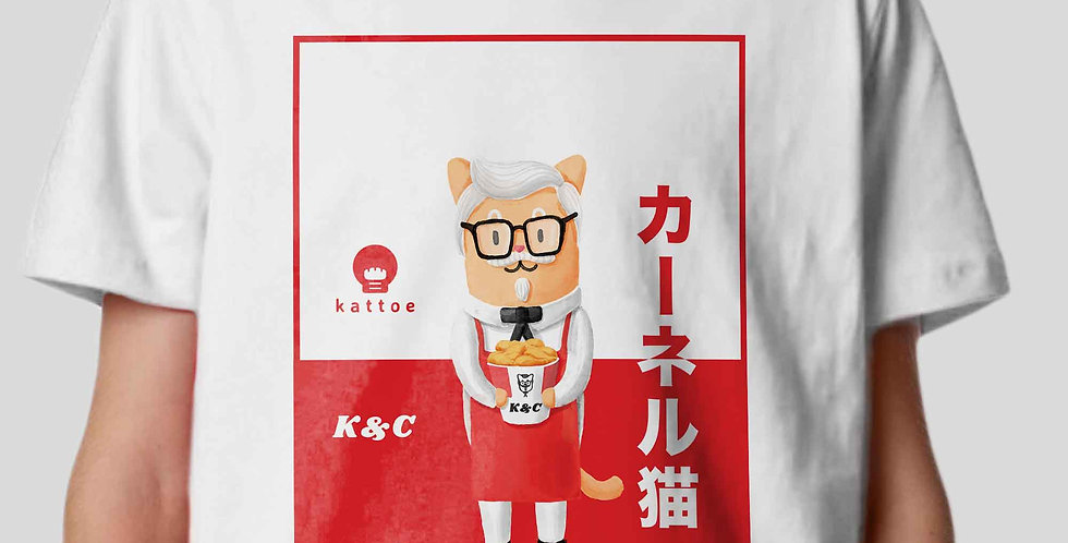 Colonel Meow by kattoe (kids)