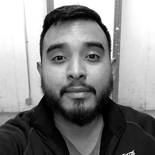 Rolando Vargas - Crew Lead