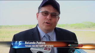 Texas Secretary of State Joins ACCIONA to Inaugurate New Wind Farm