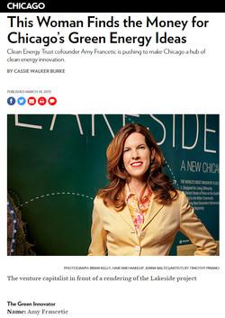 Amy Francetic Green Award