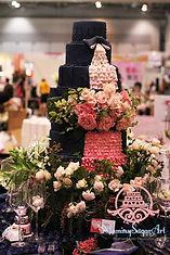 シュガークラフト,ウェディングケーキ,オーダーメードウェディングケーキ,オーダーケーキ,シュガーケーキ