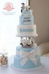 JYJユチョン,バースデーケーキ,シュガークラフト,シュガーケーキ,オーダーメードケーキ,アニバーサリーケーキ,シュガーアート