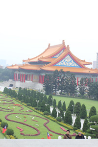 台北 春水堂のタピオカミルクティー