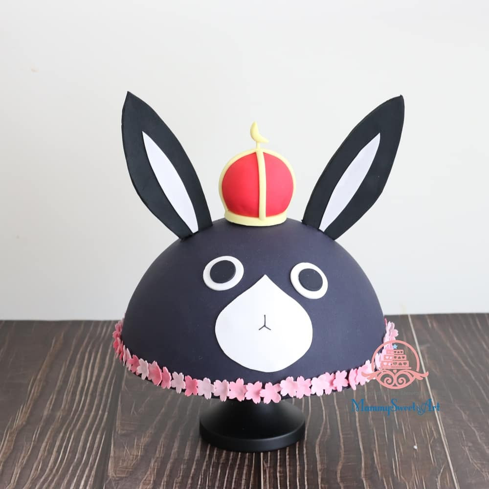 ご注文はうさぎですか、ごちうさ、千代ちゃん、お誕生日ケーキ、バースデーケーキ、birthdaycake