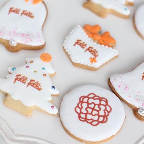 フォリフォリイベント用クッキー