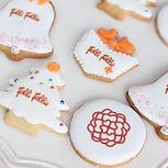 アイシングクッキー、フォリフォリ