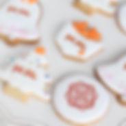 アイシングクッキー,オーダーメード,フォリフォリオーダー