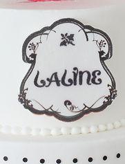 オーダーメードウェディングケーキ,シュガークラフト,ウェディングケーキ、LALINE,シュガーケーキ,シュガーアート