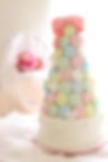 シュガークラフト,マカロンタワー,シュガーケーキ,ゼクシィ,オーダーケーキ,ゲストハウス,「LUXE DE AVENUE GINZA』,オーダーメードケーキ,オーダーメードウェディングケーキ