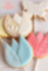 シュガークラフト、アイシングクッキー