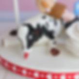 シュガークラフト、オーダー、シュガーケーキ、モデリング、バースデーケーキ