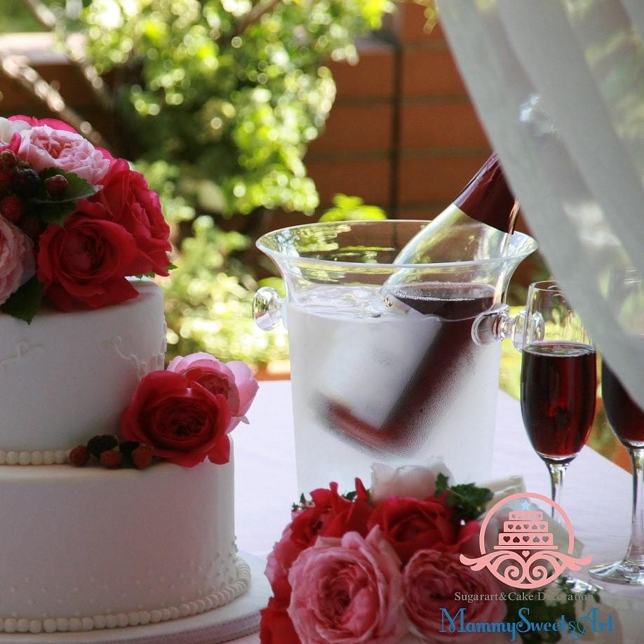 シュガークラフト、オーダーケーキ、シュガーケーキ、ウェディングケーキ、オーダーメード、結婚式