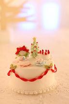 シュガークラフト、オーダー、シュガーケーキ、クリスマスケーキ、ウェディングケーキ