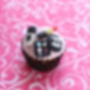 シュガークラフト、シュガーケーキ、オーダー、カップケーキ,オーダーメードケーキ,シャネル,CHANEL