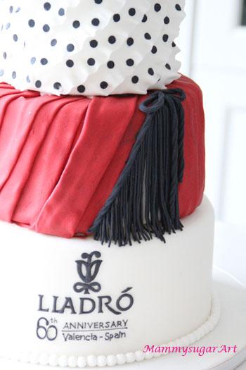リヤドロシュガークラフトアニバーサリーケーキ