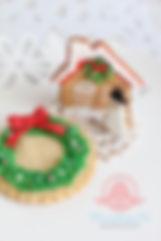シュガークラフト,クリスマス,アイシングクッキー,雪だるま