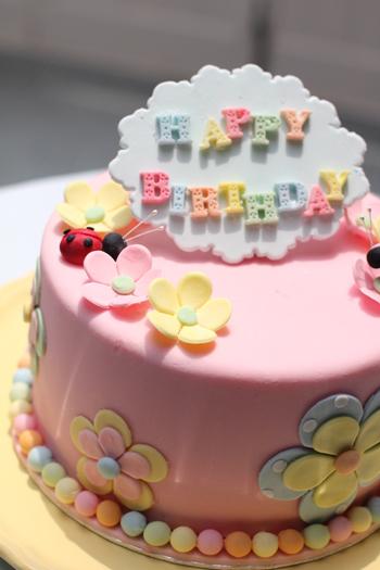 富士フイルム撮影用シュガークラフトケーキ