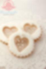 アイシングクッキー,シュガークラフト、ハート,バレンタイ,オーダーン