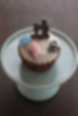 シュガークラフト、オーダー、カップケーキ,オーダーメードケーキ