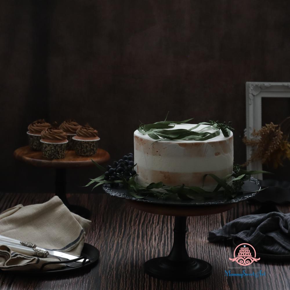 ネイキッドケーキ、シュガークラフト、nakedcake、ウェディング、フォトウェディング、結婚準備