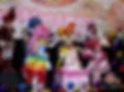 シュガーケーキ、プリキュア、オーダー、舞台挨拶