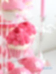 シュガークラフト,カップケーキ,カップケーキタワー