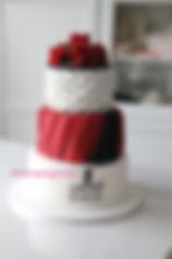 リヤドロジャパンイベント用アニバーサリーケーキ,オーダーメードウェディングケーキ,オーダーケーキ