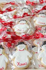 シュガークラフト、アイシングクッキー,クリスマス,アウディ,オーダー