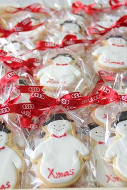 AUDI クリスマスイベント