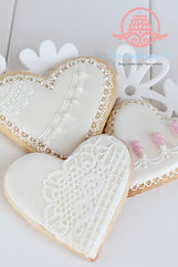 バレンタイン,アイシングクッキー,シュガーケーキ,シュガークラフト