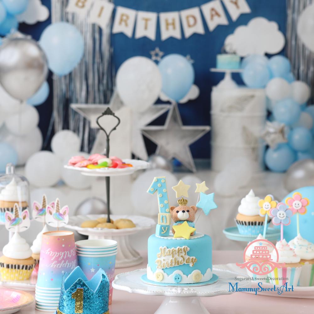ケーキトッパー、バースデーケーキ、カップケーキトッパー