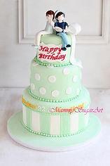 シュガークラフト,シュガーケーキ,オーダーケーキ,アニバーサリーケーキ,インフィニティ,バースデーケーキ、誕生日ケーキ,ウェディングケーキ