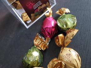 GODIVA CHOCOLATA TRUFFLES