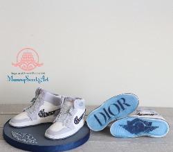 Dior × Nike Air Jordan 1 Highを制作させていただきました