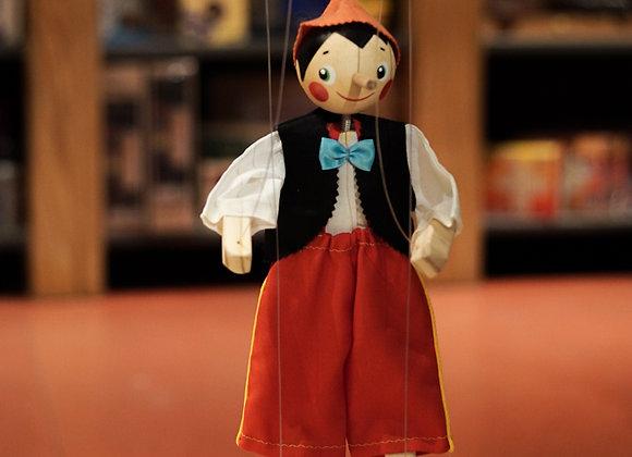 Marionete Pinóquio