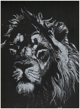King of the Jungle (PRINT)