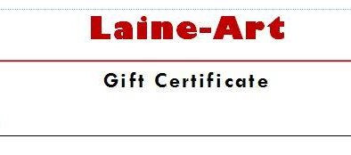 Gift Certificates (Single)